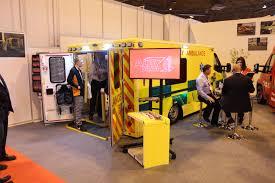 alfa dropbox ambulance at the cv show commercial vehicle dealer alfa dropbox ambulance at the cv show 2016