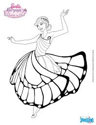 Small Picture 269 best butterfly coloring images on Pinterest Barbie coloring