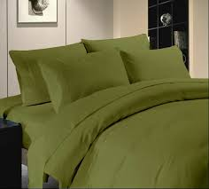 duvet cover set super king size olive solid 1000 thread count egyptian cotton