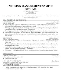 Nurse Resume Examples Enchanting Psychiatric Nurse Resume Fathunter