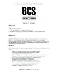 Construction Resume Templates Free Construction Foreman Resume ...