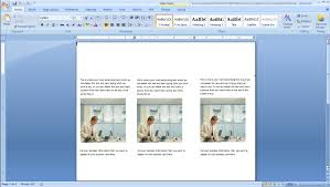 microsoft word templates newsletter teamtractemplates template for how to create your own door hangers
