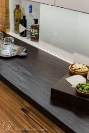 Wenge Wood Counter in Massachusetts