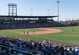 Sloan Park Arizona Seating Chart Sloan Park Spring Training Ballpark Of The Chicago Cubs