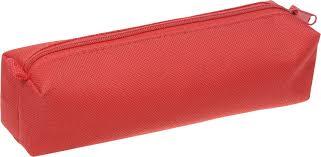 <b>Пенал</b>-тубус <b>Пифагор</b> , красный, 20 х 5 см — купить в интернет ...