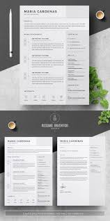 30 Creative Resume Templates To Land A New Job In Style