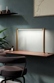 Desk Lighting Options That Help Reduce Footprint Clutter Thin