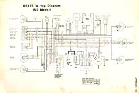 kawasaki motorcycle wiring diagram pdf kawasaki ke100 wiring diagram ke100 printable wiring diagram database on kawasaki motorcycle wiring diagram pdf