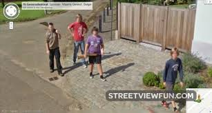 18 scariest street view images