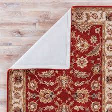 skylar handmade fl red gold area rug 4 x 8 4 x 8 inside surprising 4x8 area rug applied to your home design