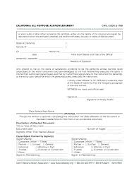 Notary Public Template Notary Public Acknowledgement Form Philippines Signature Template