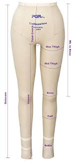 Pgm Pro 601a Industry Pro Lady Form With Hip Sizes 2 20