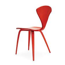 cherner furniture. Cherner Side Chair In Stella Orange Furniture