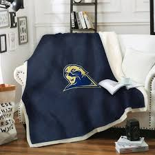 Ncaa Pittsburgh Panthers 2 Logo V 3d Customized Printed Over Fleece Blanket