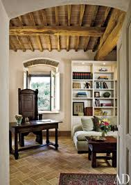 Rustic Office Design Rustic Office Library By Spectrum Interior Design And Marco