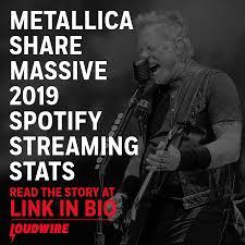 2019 Spotify Streaming Stats