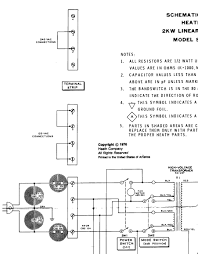 heathkit sb220 k0gkd lets start the high voltage supply and segment this from the overall schematic high voltage transformer