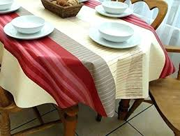 vinyl tablecloths with elastic round round