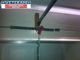 open garage door with broken spring garage door garage door repair how to open manually with