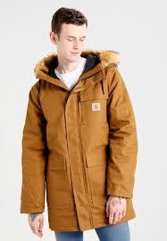 carhartt wip siberian dearborn winter coats hamilton brown winter coats for men