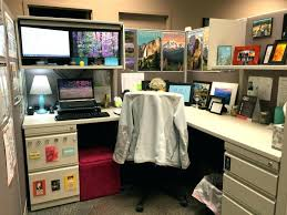 Cubicle Desk Decor Model Office Walls Supplies Ideas Office .