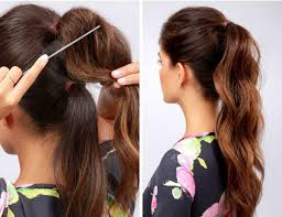 Распущенные волосы являются табу и не вписываются в нормы внешнего вида, волосы нужно обязательно подхватывать резинками либо пошагово процесс будет выглядеть следующим образом Prichyoski V Shkolu 7 Prostyh Variantov Na Kazhdyj Den Lajfhaker