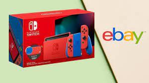 Switch V2 Mario Edition ...