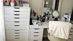 cube storage ikea makeup organizer ikea alex drawer unit