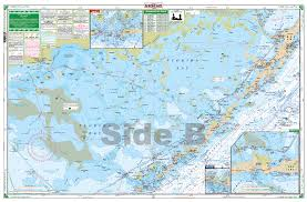 Noaa Chart 11451 Florida Bay Nautical Chart