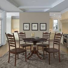 Dining Chairs  Benches Kitchen  Dining Room Furniture The - Leaky faucet bathroolearn leather dining room chairs on sale