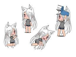 Gacha Life Wallpaper Wolf Girl ~ wolf ...