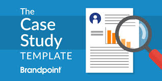 Case Study Template Case Study Template How To Share Your Companys Success Win Business