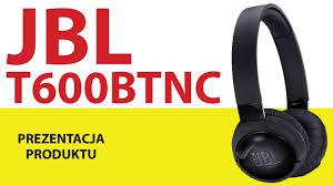 Słuchawki nauszne <b>JBL T600BT NC</b> Czarny - YouTube