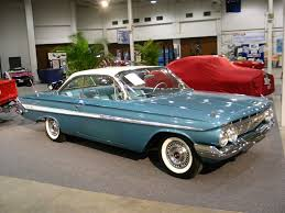 1961 Chevrolet Impala Bubble Top For Sale