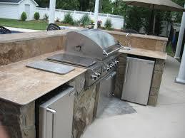 For Outdoor Kitchens Outdoor Kitchen Island Materials Best Kitchen Island 2017