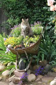 Nett Gartendekoration Ideen Gartendeko Aus Alten Sachen 31 Deko Im Garten Mit Alten Sachen