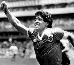 Fußball - Zum 60er von Diego Maradona: gefeiert, gefallen - Wiener Zeitung  Online