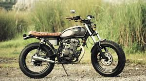 street tracker custom bike cinemastreet youtube