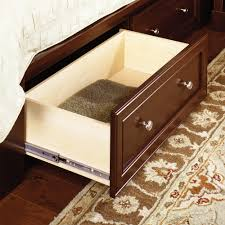 Sauder Bedroom Furniture Sauder Palladia Queen Platform Bed 413998