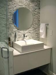 modern half bathrooms. Interesting Bathrooms Modern Guest Bathroom Ideas Lofty Idea  On Modern Half Bathrooms F