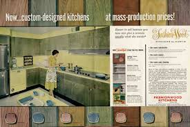 Mid Century Kitchen Cabinets Archives Retro Renovation