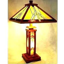 mission lamp mission lamp shade mission lamp style lamp base table lamp base mission stained glass