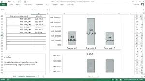 Simple Interest Amortization Schedule Excel Thevidme Club