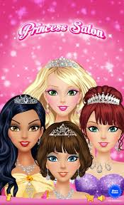 princess salon for iphone