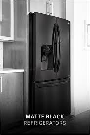 lg black stainless steel refrigerator. Something Beautiful Is Cooking. Matte Black Stainless Steel Appliances Lg Refrigerator