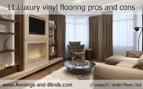 11 crucial luxury vinyl flooring pros and cons