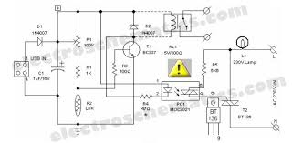 ldr pc desk lamp ldr pc desk lamp circuit schematic