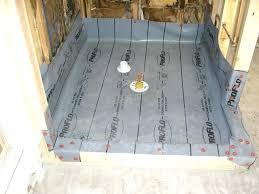 shower liner installation oatey