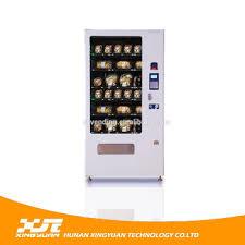 Vending Machine Stock Suppliers Best Salad Hamburg Vending Machine Manufacturer From China View Salad