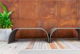 płyta slim rust 80x80 slim rust panels 80x80 cm format